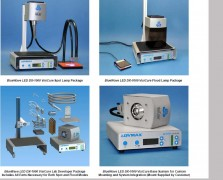Dymax BlueWave® LED DX-1000 Small-Area Flood & Spot UV Curing System