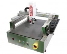 Máy nhỏ keo Robot xyz model: ES400Y